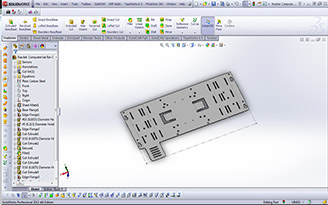 3D software for custom design fabrication
